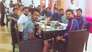 सुरेश रैना को अपनी प्रेरणा मानते हैं रणजी टीम के बल्लेबाज समर्थ सिंह