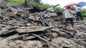 उत्तराखंड केपिथौरागढ़ में बाढ़ से 4 की मौत