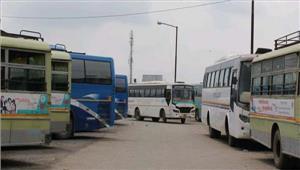 उत्तराखंड में रोडवेज बसों के पहिये थम सकते हैं