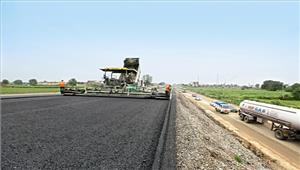 सड़क निर्माण से खोड़ा जाने वाले वाहन चालकों को होगी सुविधा