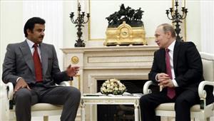 सीरिया में जारी स्थिति को लेकर रूस और कतर ने की चर्चा