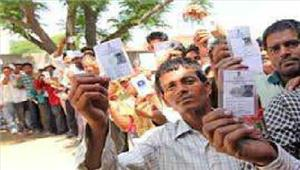 मणिपुर में अंतिमचरण के लिए मतदान जारी
