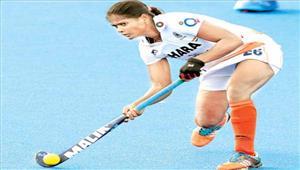 महिला हॉकी सुनीता लाकड़ाने लगायाअंतर्राष्ट्रीय मैचों का शतक