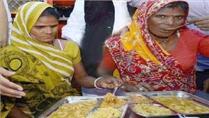 सहारनपुर में गरीबों के लिए 'प्रभु की रसोई'योजाना