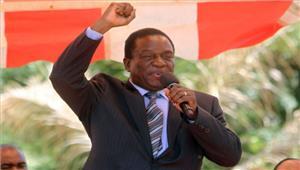इमर्सन मनांगाग्वा लेंगे जिम्बाब्वे के अगले राष्ट्रपति के रूप में शपथ