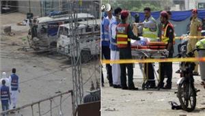 पाकिस्तान में जनगणना टीम पर हमला 4 सैनिकों समेत 6 की मौत