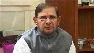 पार्टी के खिलाफ शरद ने कहा आज भी महागठबंधन के साथ