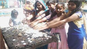 नवरात्रे के दिन पथवारी मंदिर में उमड़ा भक्तों का सौलाव
