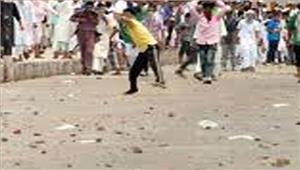 मध्यप्रदेश बदमाशों ने पत्थर मारकर की हेडकांस्टेबल की हत्या