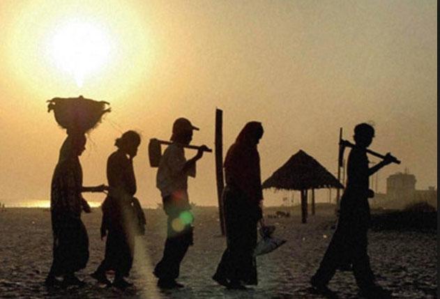 कर्नाटक से मुक्त कराए गए कोरबा के 7 मजदूर