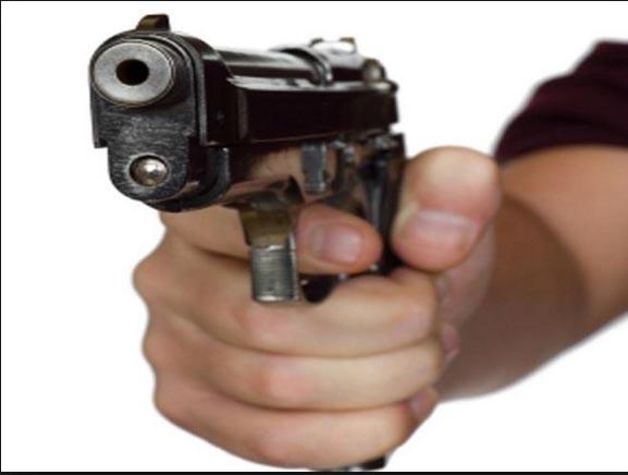 खूनी संघर्ष में चली गोलियां 9 लोग घायल