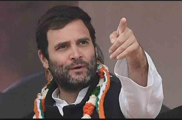 rbi मोदी के कपड़े बदलने की तरह नियम बदल रहा राहुल