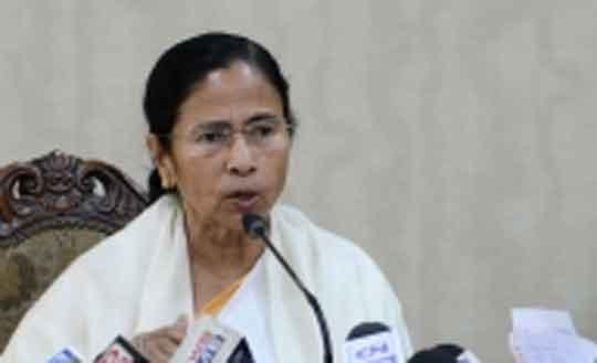 भाजपा प्रतिशोध की राजनीति कर रही है  ममता