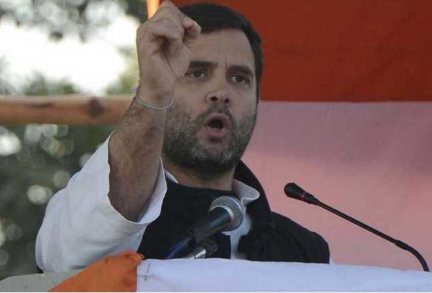 राहुल ने मोदी पर लगाया आरोप दस्तावेजी सबूत का दावा