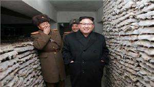उ कोरिया परमाणु परीक्षण कभी भी कर सकता है द कोरिया