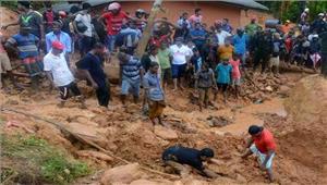 श्रीलंका में भूस्खलन व बाढ़ से 91 की मौत कई लापता