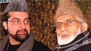 कश्मीर में गिलानी औरमीरवाइजपर प्रतिबंध जारी