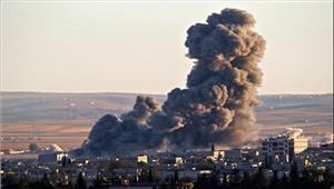 सीरिया मेंअमेरिका के नेतृत्व में हुए हवाई हमलोंमें15 लोगों की मौत