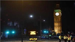 ब्रिटेन की संसद के बाहर हमले में 5 लोगों की मौत 40 घायल