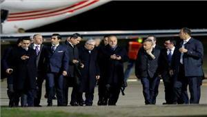 तुर्की के विदेश मंत्री फ्रांस पहुंचे